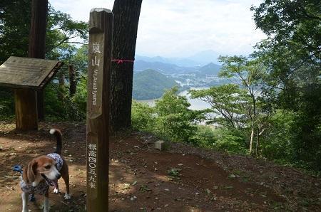 20160823嵐山からの相模湖14