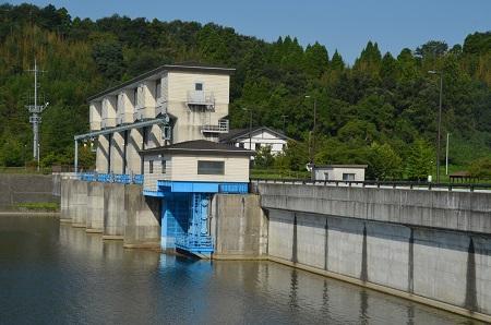 20160831高滝ダム01