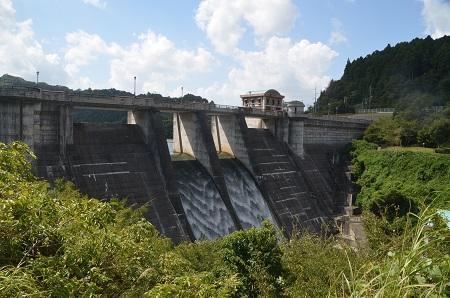 20160831片倉ダム07
