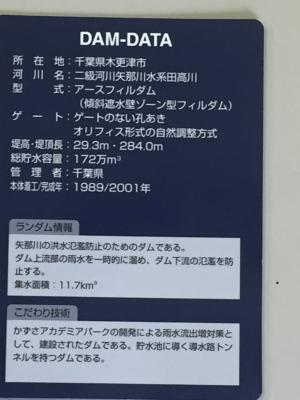 20160831矢那川ダム20