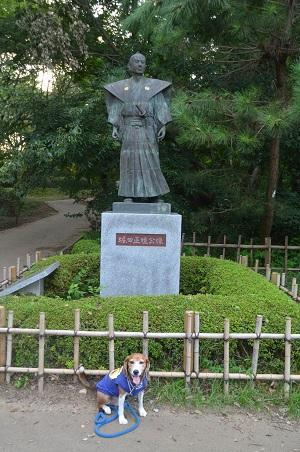 20160901佐倉城址公園12