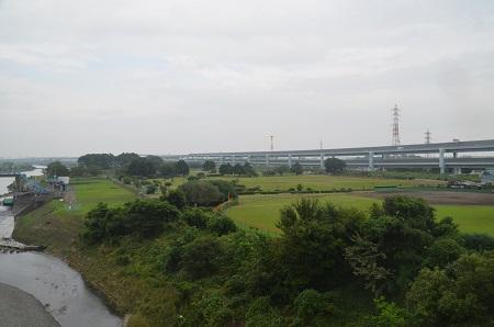 20160929相模川八景宮山の富士01