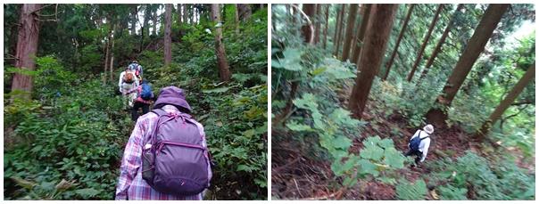 三坂峠越え-8