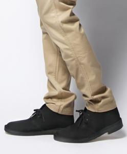 足が長く見えるブーツ