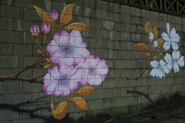 街角に咲く(3)