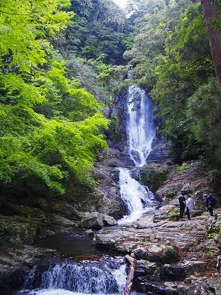菅生の滝1