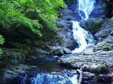 菅生の滝2