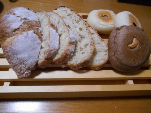 ぱおぱおのパン