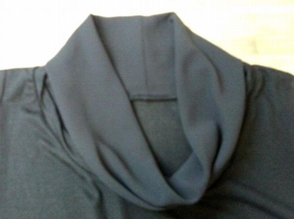 バルーンワンピース袖付け衿付け⑳