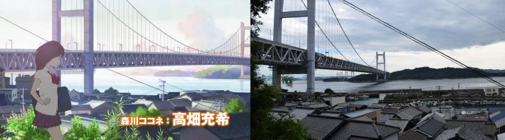 ひるね姫PV3比較