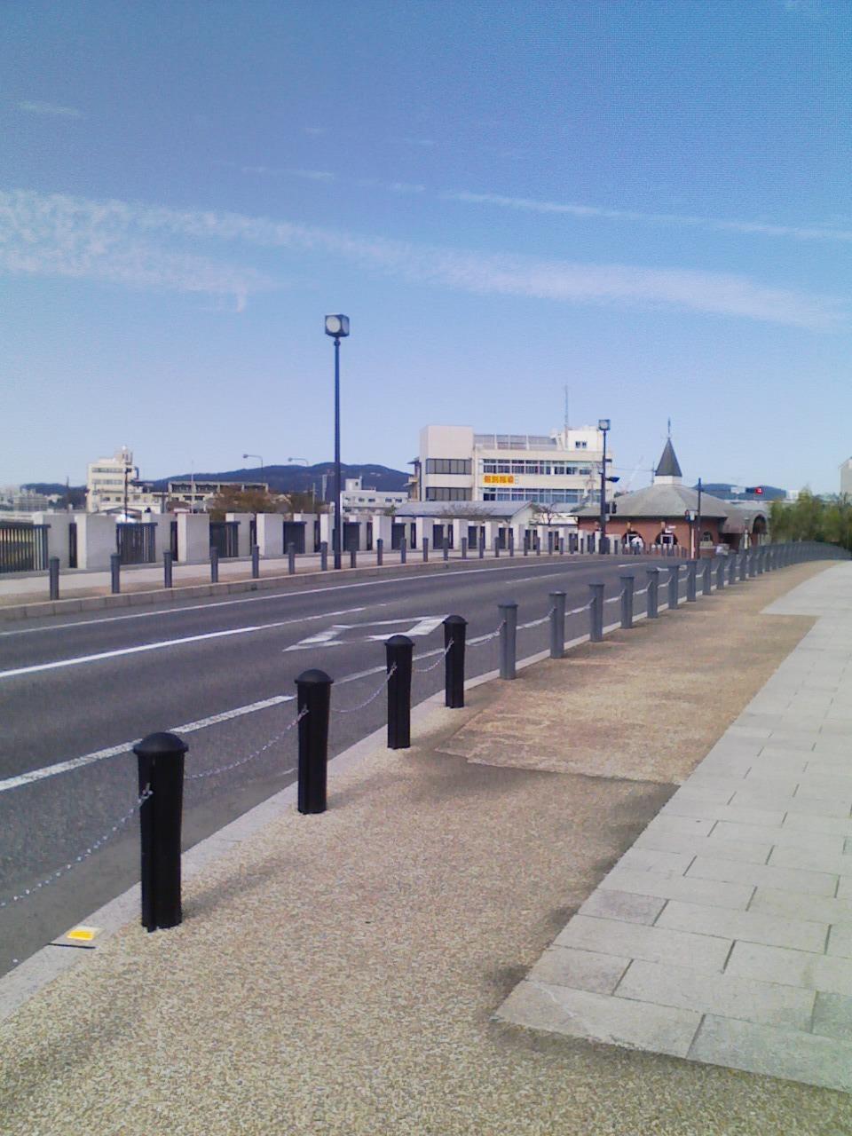 岡山_蓬莱橋
