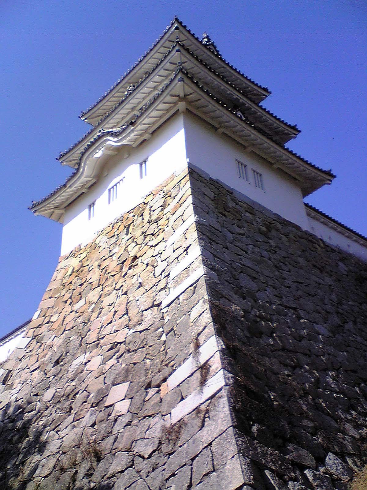 明石城〜巽櫓