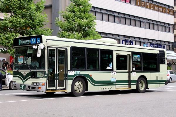 京都200か・513