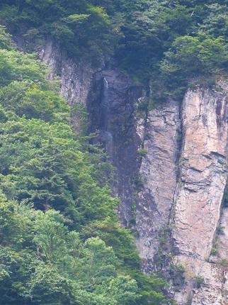千丈滝・雄滝_その1
