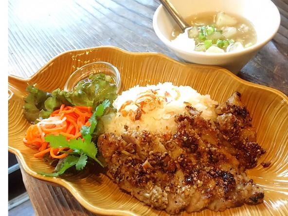 ベトナムの豚焼肉ご飯 - ブログ用