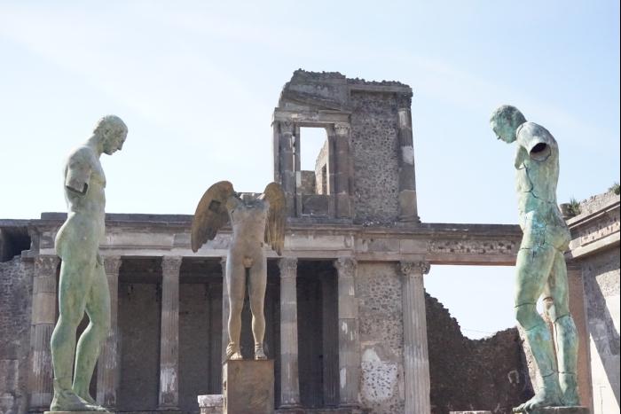 ポンペイの遺跡1 201603
