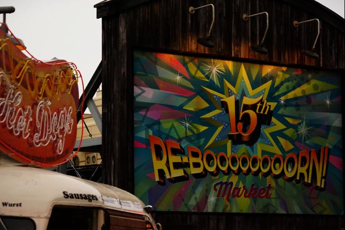 USJ 15th RE-BOOOOOOOORN Market 201605