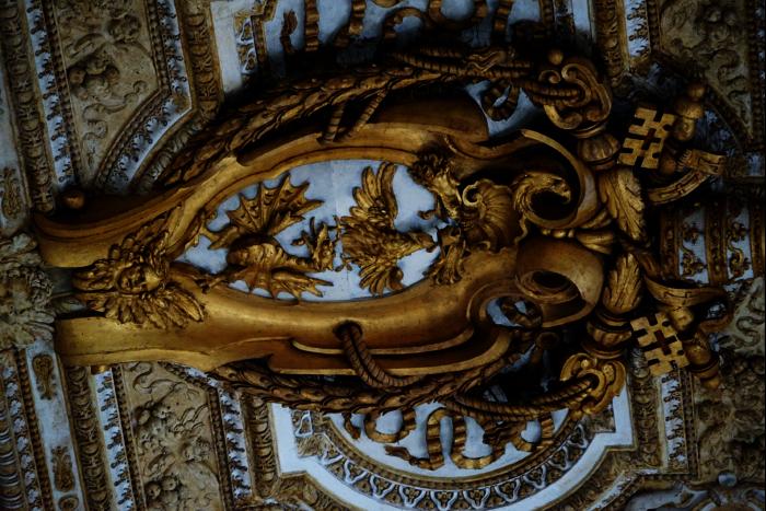 サンピエトロ大聖堂 紋章  201603