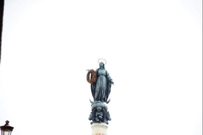 ローマ スペイン広場  201603