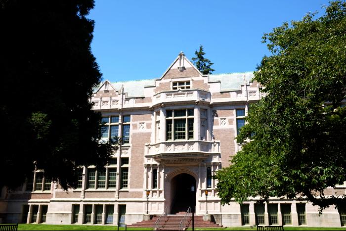 シアトル ワシントン大学 キャンパス 5 201608