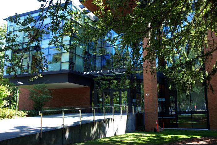 シアトル ワシントン大学 パッカーホール 201608
