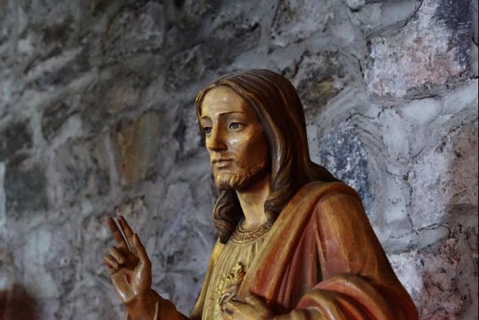 イタリア チンクエテッレ ヴェルナッツァ 教会 7 201603