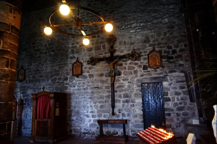 イタリア チンクエテッレ ヴェルナッツァ 教会 8 201603