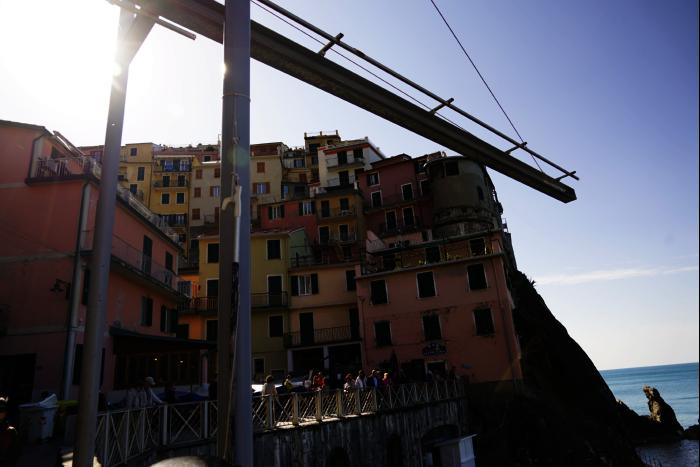 イタリア チンクエテッレ マナローラ 4 201603