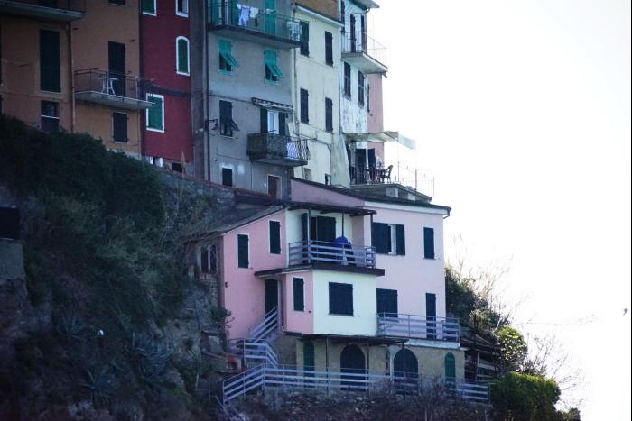 イタリア チンクエテッレ マナローラ 6 201603