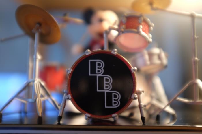 ビッグバンドビート フィギュアリン BBB TDS15周年 4