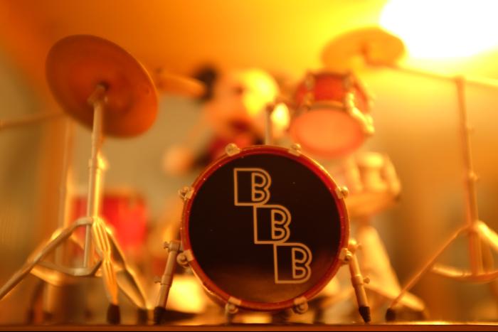 ビッグバンドビート フィギュアリン BBB TDS15周年 5