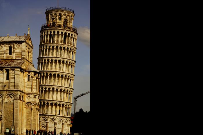 ピサの斜塔 大鐘楼 4 201603
