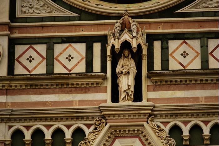 サンタ・クローチェ聖堂(Basilica di Santa Croce)  ガリレオ 4 201603