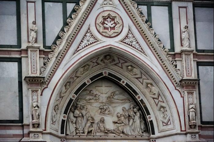 サンタ・クローチェ聖堂(Basilica di Santa Croce)  ガリレオ 5 201603