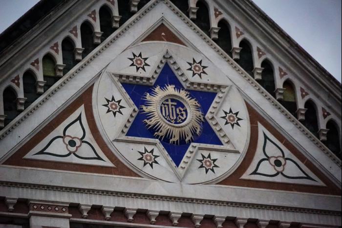 サンタ・クローチェ聖堂(Basilica di Santa Croce)  ガリレオ 6 201603