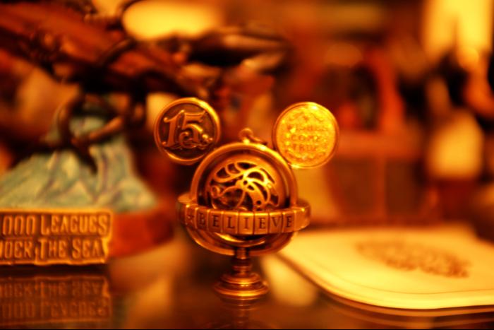 ディズニーシー 15周年 ウィッシュ・オーナメント 1