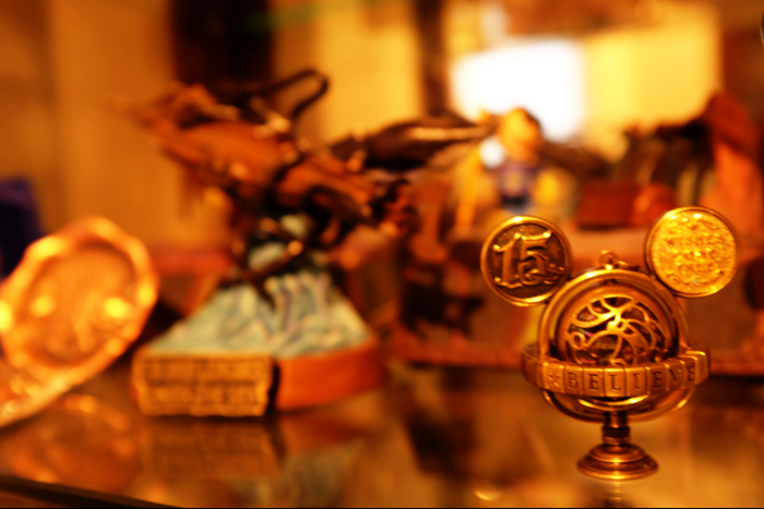 ディズニーシー 15周年 ウィッシュ・オーナメント 5