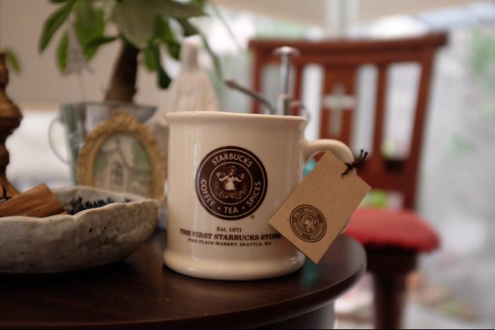 スターバックスコーヒー 1号店 マグカップ 1