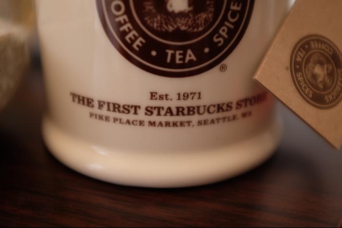 スターバックスコーヒー 1号店 マグカップ 2