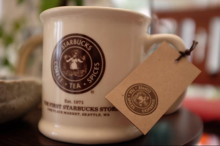 スターバックスコーヒー 1号店 マグカップ 3