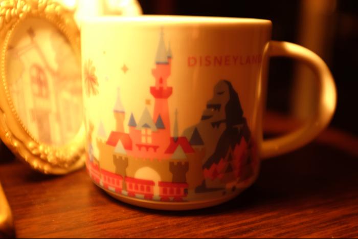 スターバックスコーヒー ディズニーランド マグカップ