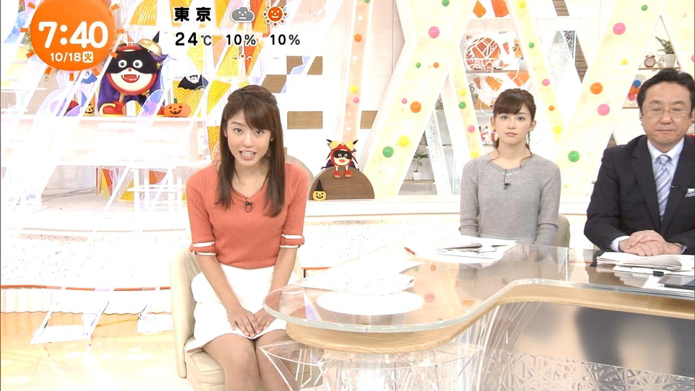 【めざまし】 岡副麻希 Part13 【めざど】YouTube動画>5本 ->画像>1110枚