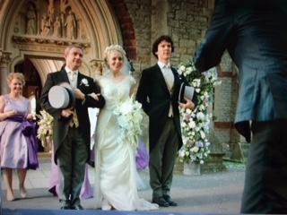 watson 結婚