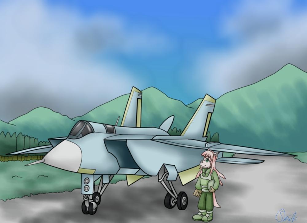 MiG-31 160628