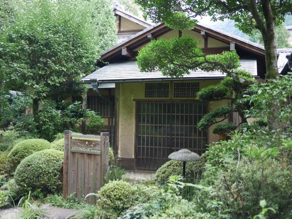 旧岩崎別邸(箱根) (1)