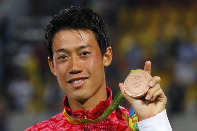 2016-8-15三度目のオリンピックで銅メダルを取った錦織
