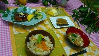 牛嶋さんの郷土料理教室