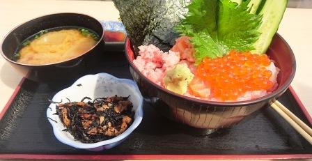 九十九里海の駅・贅沢丼