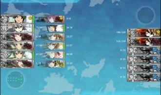 艦これ,攻略,16夏,E3,編成,Hマス,戦艦夏姫