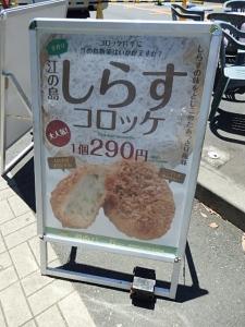 P7304202江の島さんぽ~シラス丼